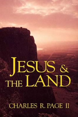 Jesus and the Land  N/A edition cover