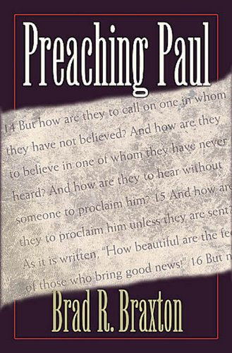 Preaching Paul   2004 edition cover