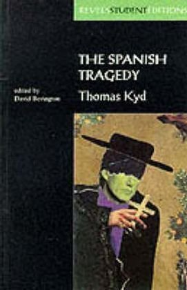 Spanish Tragedy   1996 edition cover