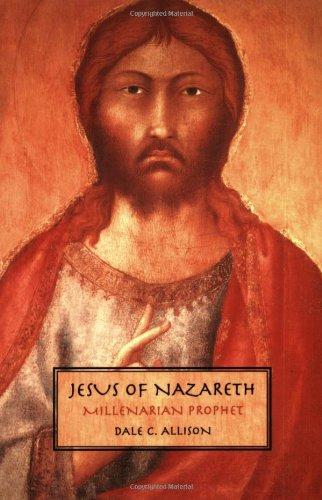 Jesus of Nazareth Millenarian Prophet  1998 edition cover
