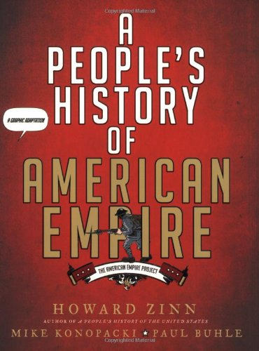 People's History of American Empire   2008 edition cover