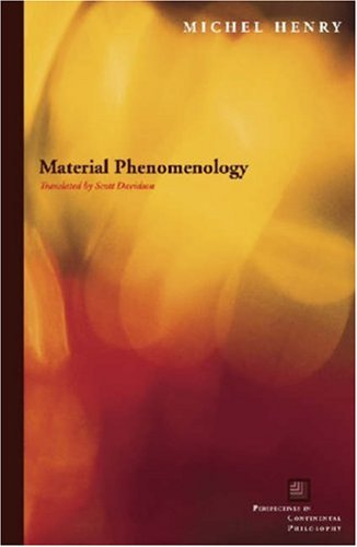 Material Phenomenology  2nd 2008 9780823229444 Front Cover