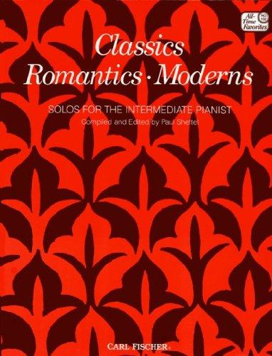 Classics-Romantics-Moderns 1st edition cover
