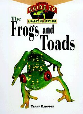 Frogs and Toads   1998 9780876054444 Front Cover