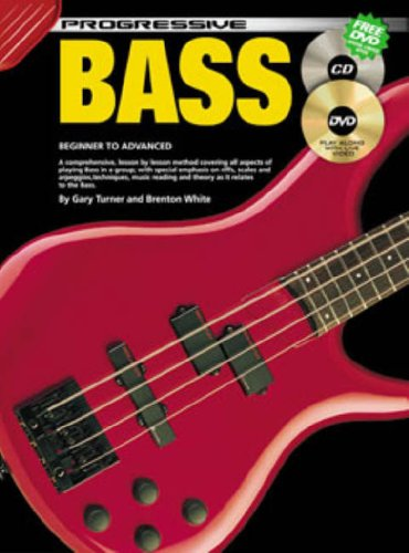 Bass Guitar : For Beginner to Advanced Students N/A edition cover