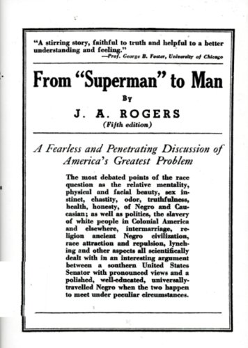 """From """"Superman"""" to Man  5th (Revised) edition cover"""