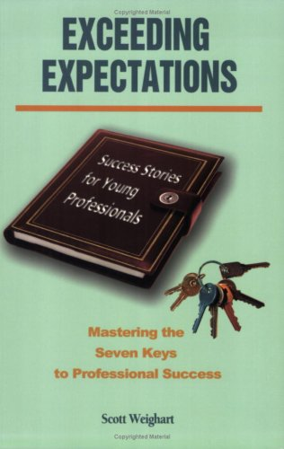 EXCEEDING EXPECTATIONS 1st edition cover