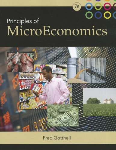 Principles of Microeconomics:   2013 edition cover