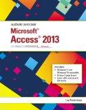 Illustrated Course Guide Microsoft Access 2013 Advanced  2014 edition cover