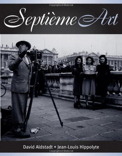 Septi�me Art   2008 edition cover