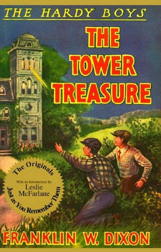 Tower Treasure  N/A edition cover