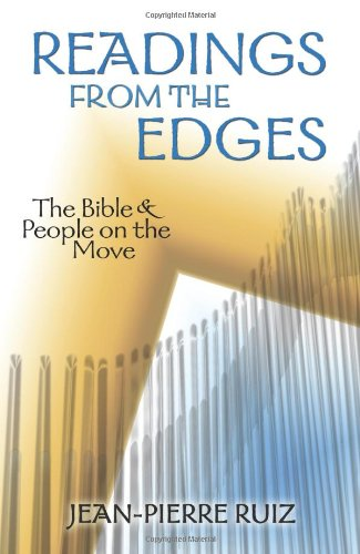 Readings from the Edges The Bible and People on the Move  2011 edition cover