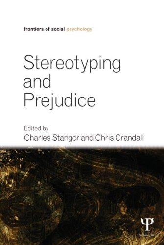 Stereotyping and Prejudice   2013 9781848726444 Front Cover