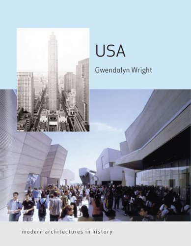 USA Modern Architectures in History  2007 edition cover