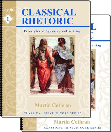 Classical Rhetoric with Aristotle   2003 edition cover