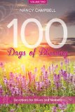 100 Days of Blessing, Volume 2 Devotions for Wives and Mothers N/A 9781940262444 Front Cover