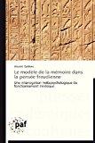 Mod�le de la M�moire Dans la Pens�e Freudienne  N/A 9783838176444 Front Cover