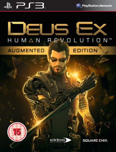Deus Ex: Human Revolution - Augmented Edition (PS3) by Square Enix PlayStation 3 artwork