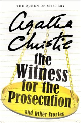 Witness for the Prosecution and Other Stories  N/A edition cover