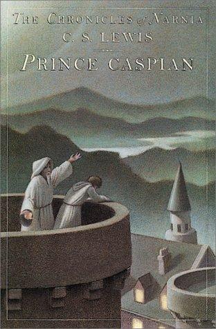 Prince Caspian   1979 edition cover