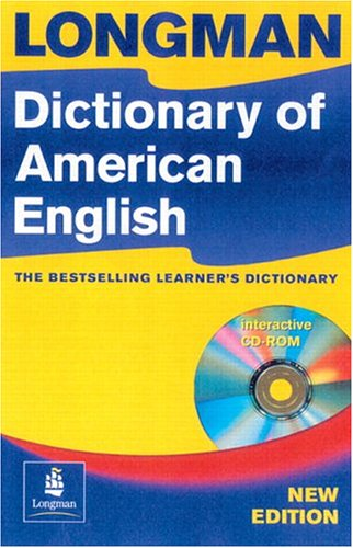 Longman Dictionary of American English  3rd 2005 edition cover