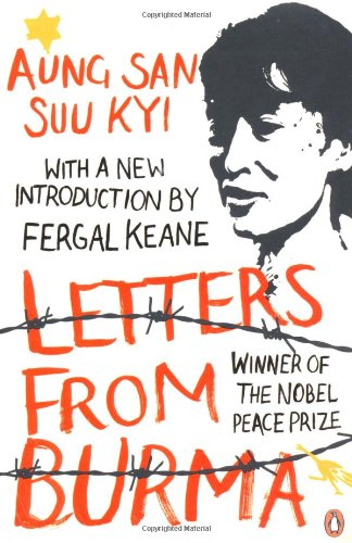 Letters from Burma   2010 (Revised) edition cover