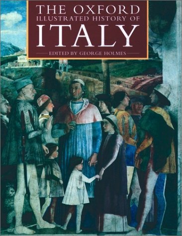 Oxford Illustrated History of Italy   1997 edition cover
