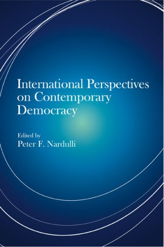 International Perspectives on Contemporary Democracy   2008 9780252075445 Front Cover