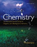 Chemistry An Introduction to General, Organic, and Biological Chemistry 12th 2015 9780321908445 Front Cover
