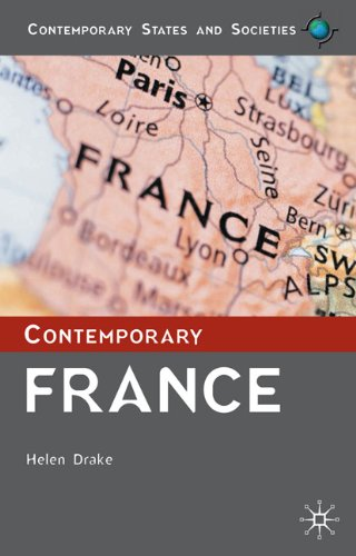 Contemporary France   2011 edition cover