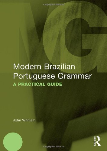 Modern Brazilian Portuguese Grammar A Practical Guide  2011 edition cover