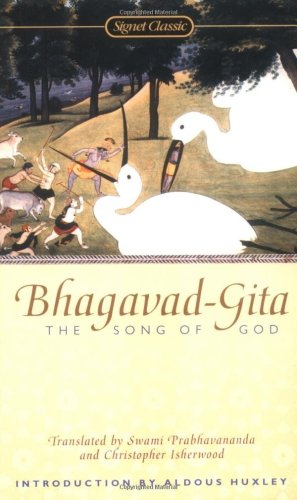 Bhagavad-Gita The Song of God N/A 9780451528445 Front Cover