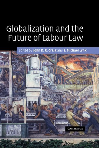 Globalization and the Future of Labour Law   2010 9780521173445 Front Cover
