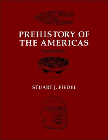 Prehistory of the Americas  2nd 1992 (Revised) edition cover