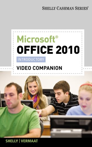 Microsoft Office 2010 Introductory  2011 9780538748445 Front Cover