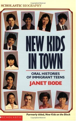 New Kids in Town Oral Histories of Immigrant Teens N/A edition cover