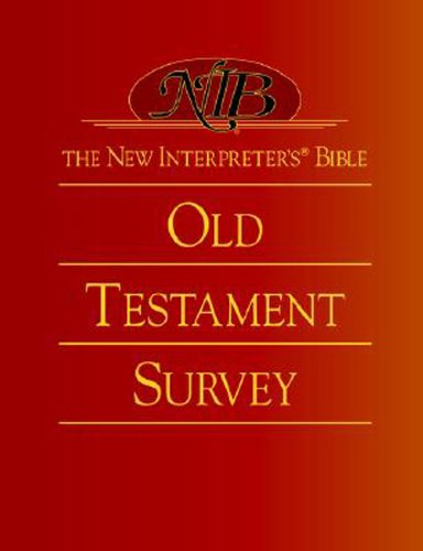 Old Testament Survey   2006 edition cover