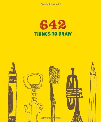 642 Things to Draw  N/A edition cover
