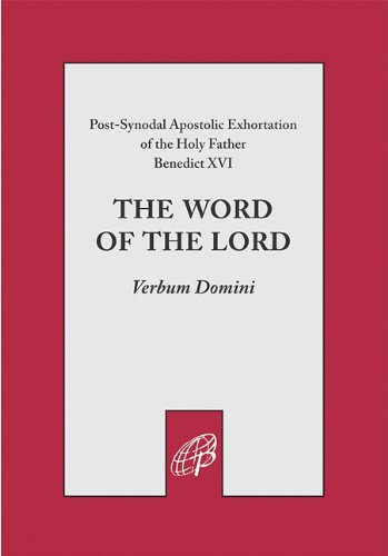Word of the Lord : Verbum Domini N/A edition cover