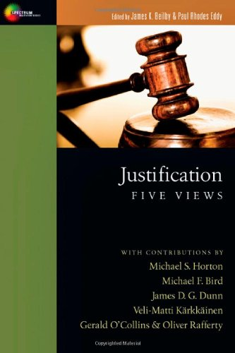 Justification Five Views  2011 edition cover