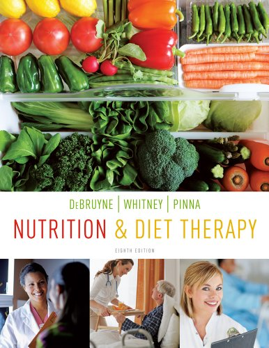 Nutrition and Diet Therapy  8th 2012 edition cover