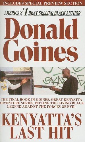 Kenyatta's Last Hit   2016 9780870679445 Front Cover