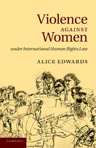 Violence Against Women under International Human Rights Law   2013 9781107617445 Front Cover
