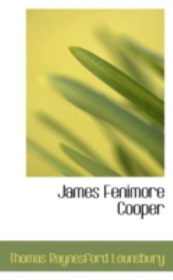 James Fenimore Cooper N/A edition cover