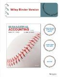 Managerial Accounting  2nd 2014 edition cover