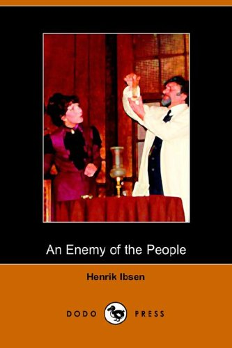 Enemy of the People  N/A 9781406501445 Front Cover