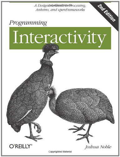 Programming Interactivity  2nd 2012 edition cover