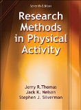 Research Methods in Physical Activity  7th 2015 9781450470445 Front Cover