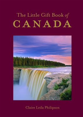 Little Gift Book of Canada   2008 9781552859445 Front Cover