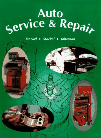 Auto Service and Repair  1996 (Revised) edition cover